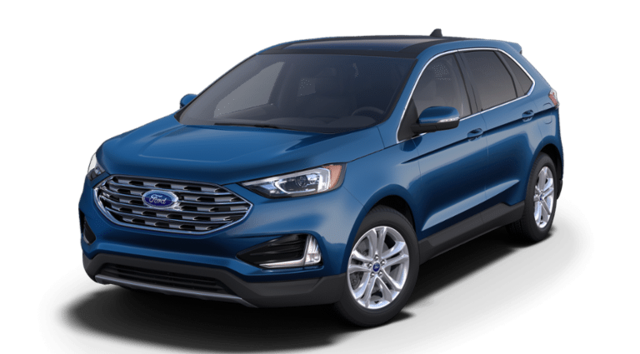 New 2020 Ford Edge SEL Crossover for sale or lease in somerset, PA